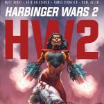 "NYCC '17: ""Harbinger Wars 2"" Details Expand War to Two Front, 48-Page Issues"