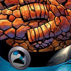 Marvel Fantastic Four Thing Featured Image