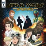 """Star Wars Adventures"" #1"