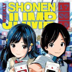 Weekly Shonen Jump June 19, 2017 Featured