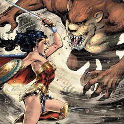 Wonder Woman/Tasmanian Devil Special #1 Featured