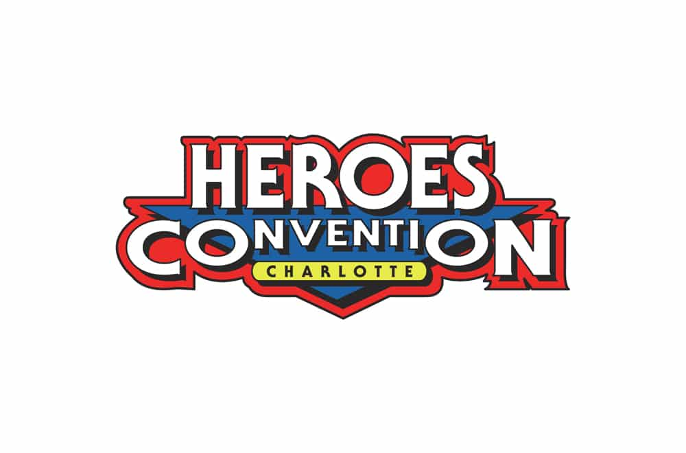 HeroesCon Logo Header