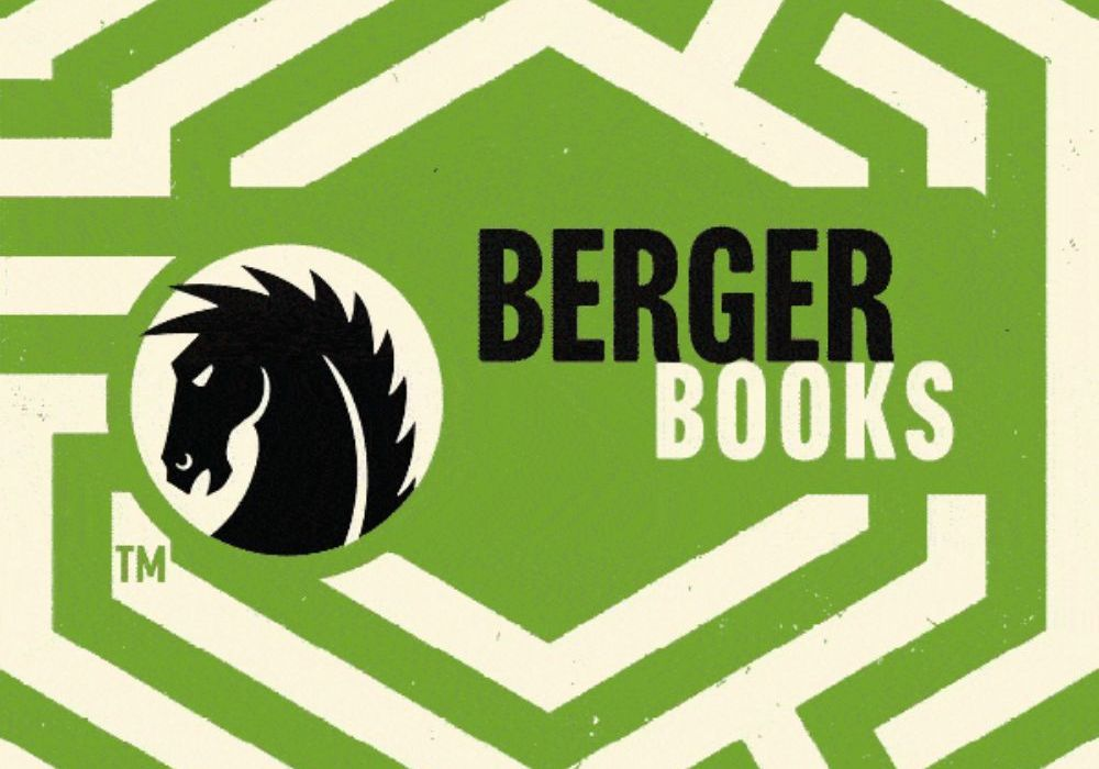Berger Books Logo