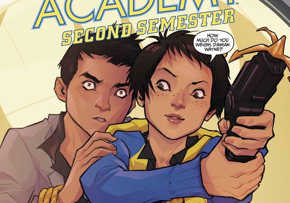 Gotham Academy Second Semester 11 Featured