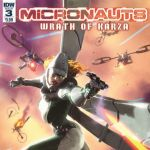 """Exclusive Preview: """"Micronauts: Wrath of Karza"""" #3"""