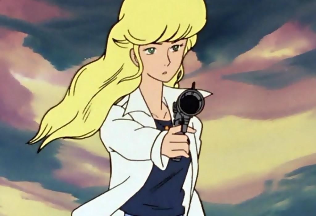 Mobile Suit Gundam Icelina Love Remians