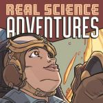 """Exclusive Preview: """"Real Science Adventures: The Flying She-Devils"""" #4"""