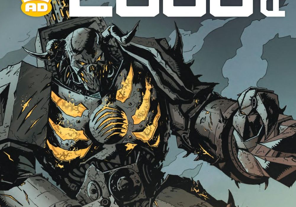 2000AD Prog 2046 Featured