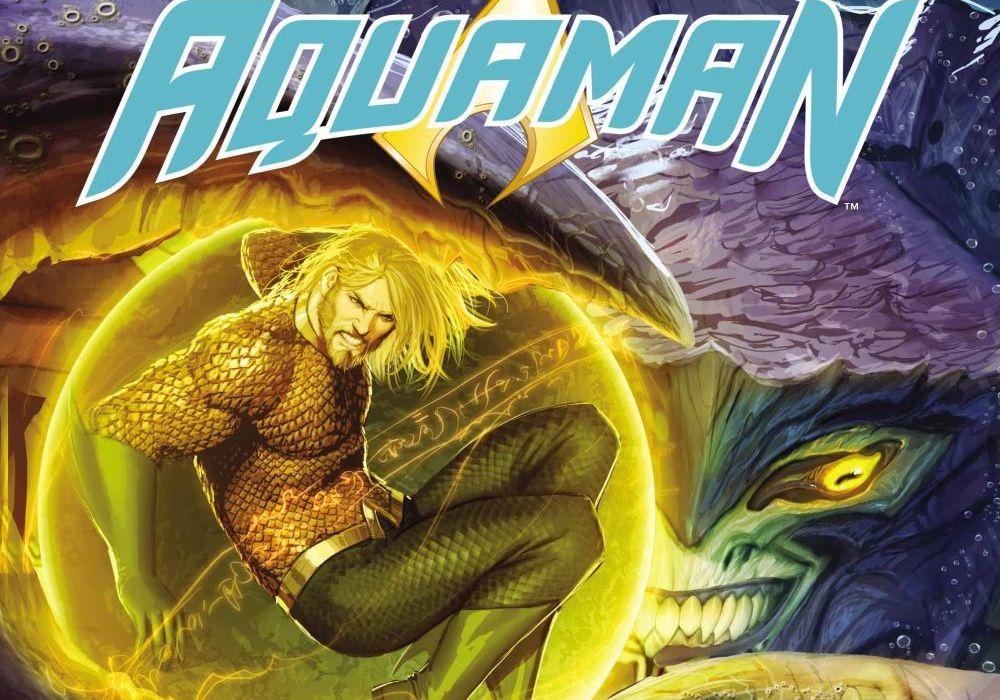 Aquaman 27 Featured