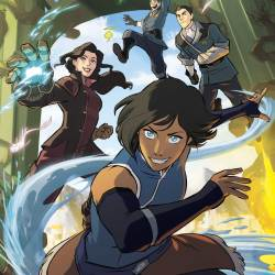 Feature: The Legend of Korra: Turf Wars (Part 1)
