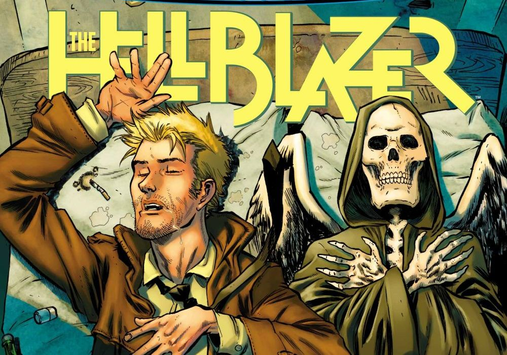 The Hellblazer 13 Featured