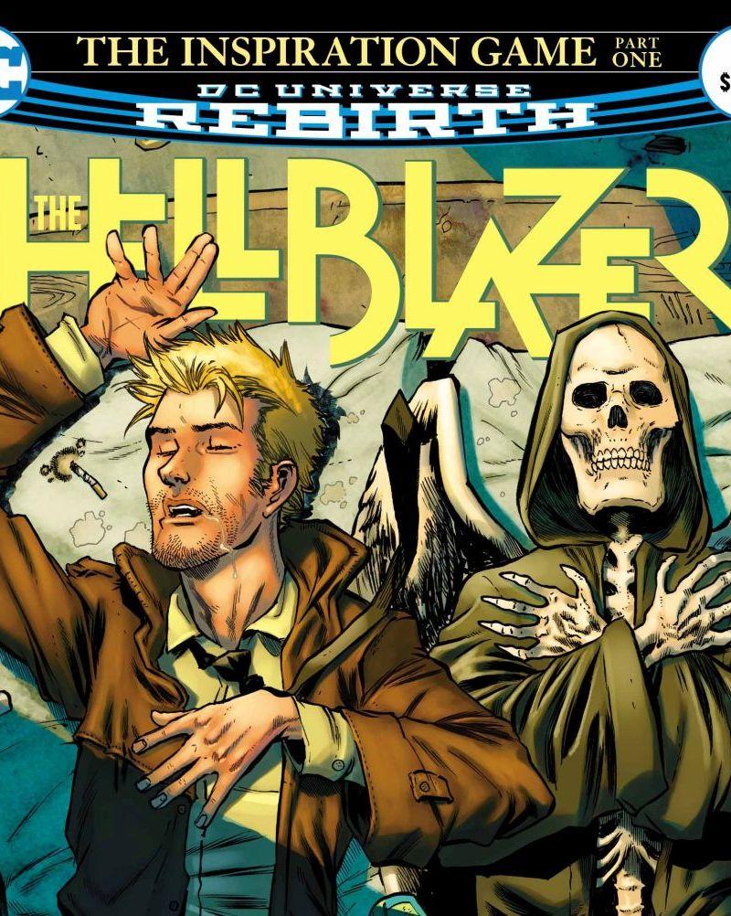 The Hellblazer 13 Featured