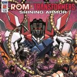 "Exclusive Preview: ""Rom Vs. Transformers: Shining Armor"" #2"