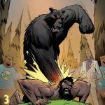 """Shirtless Bear-Fighter"" #3"
