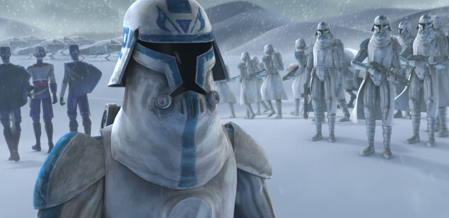 Star Wars The Clone Wars Trespass