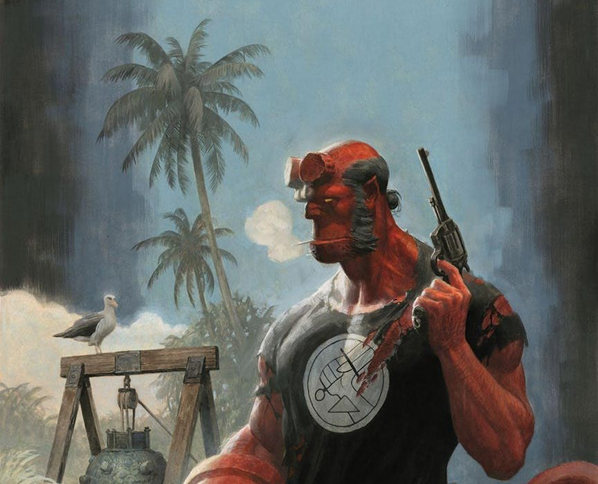 Feature: Hellboy and the B.P.R.D.: 1955—Occult Intelligence #1