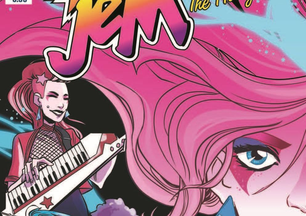 Jem and the Holograms: Infinite #3 Featured
