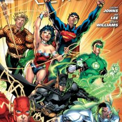 Justice League 2011 #1 Featured