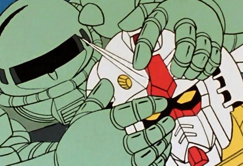 Mobile Suit Gundam Sayla's Agony
