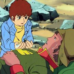 Mobile Suit Gundam Zeon's Secret Mine