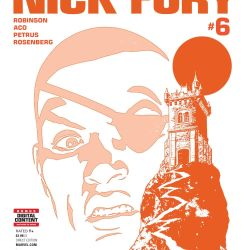 Nick Fury #6 Featured