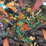 "Exclusive Preview: ""Teenage Mutant Ninja Turtles"" #74"