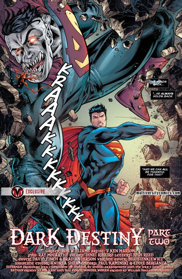 Exclusive Preview Trinity 13 Multiversity Comics