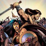 """""""Wonder Woman/Conan"""" #1"""