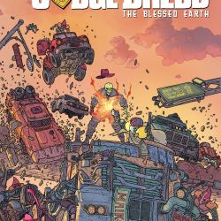 Judge Dredd: The Blessed Earth #6 Featured