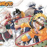 Multiversity Manga Club Podcast, Episode 9: Naruto