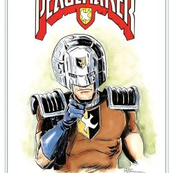 Peacemaker by Lemire Featured