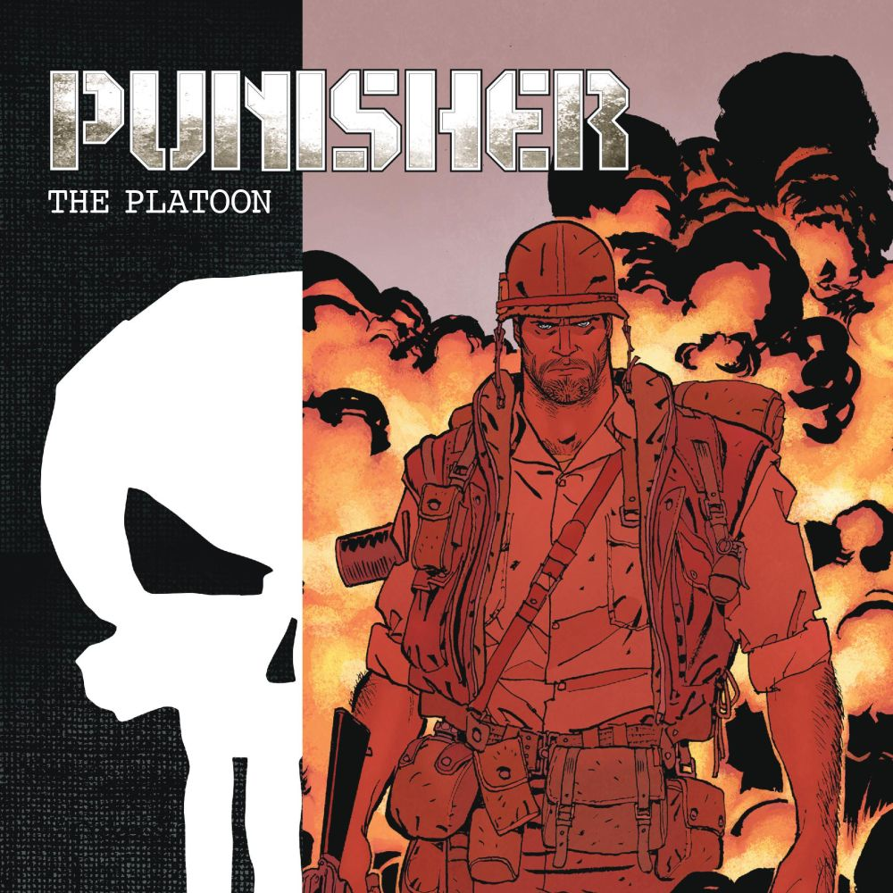 Image result for punisher the platoon