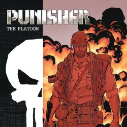 Punisher The Platoon #2 Featured