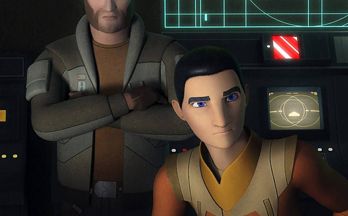 Star Wars Rebels In The Name Of The Rebellion