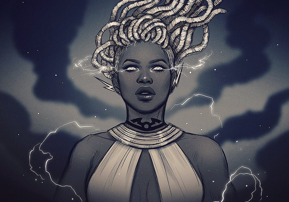 Storm Jen Bartel