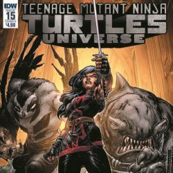 TMNT Universe 15 Featured