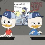 """Five Thoughts on <i>DuckTales</i>' """"The Infernal Internship of Mark Beaks!"""""""