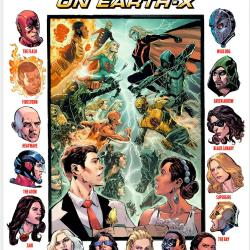 Crisis on Earth X 1 & 2 - Featured