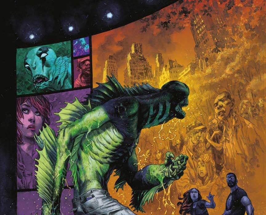 Feature: B.P.R.D. The Devil You Know #4