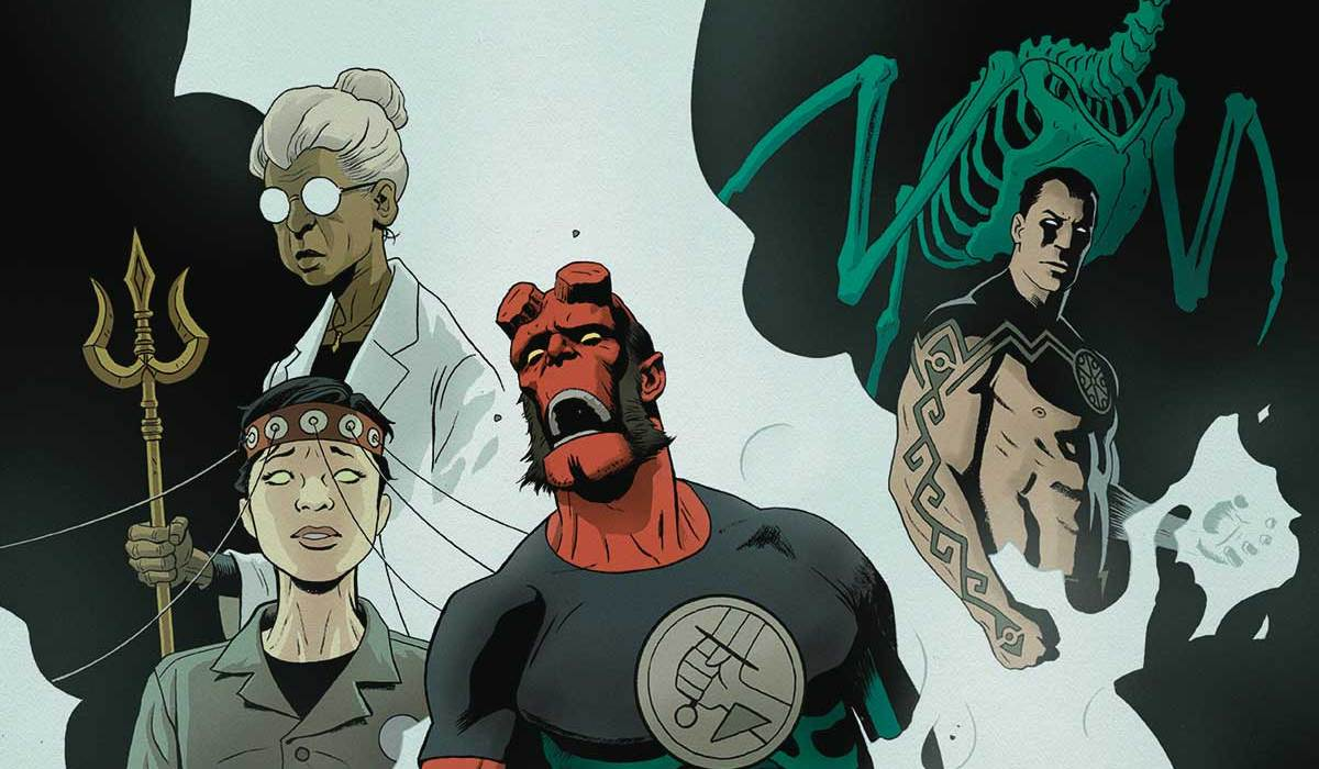 Feature - Hellboy and the B.P.R.D.: 1955—Occult Intelligence #3