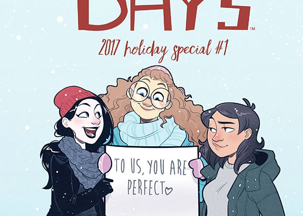 Giant Days 2017 Holiday Special #1