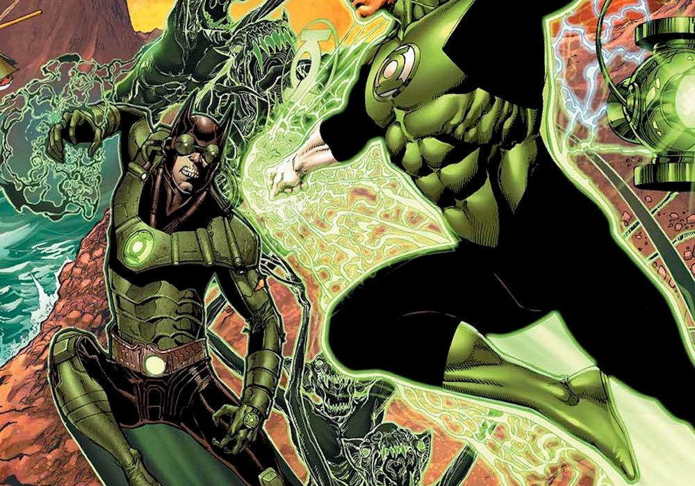Hal Jordan and the Green Lantern Corps #32 Featured