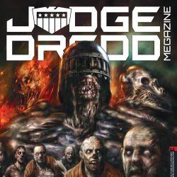 Judge Dredd Megazine 389 Featured