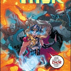Mighty Thor #21 - featured