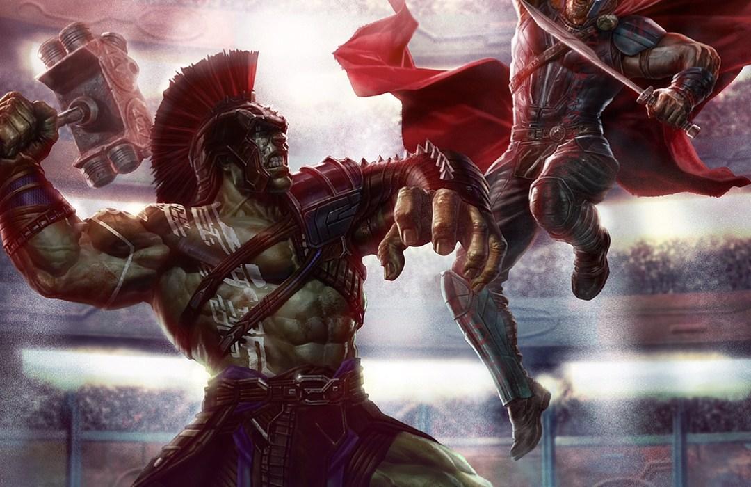 Thor Ragnarok Lee Bermejo