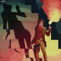 Tomb Raider: Survivor's Crusade #1 Featured