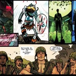 Super Comic Battle Wars 8