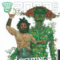 2000 AD Prog 2060 Featured