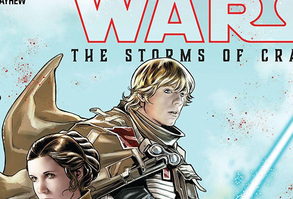 Star Wars: The Last Jedi - Storms of Crait #1