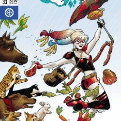 Harley Quinn 33 Featured